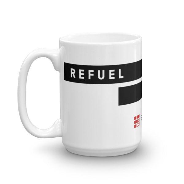 ByFusion Reshape the Future mug, refuel