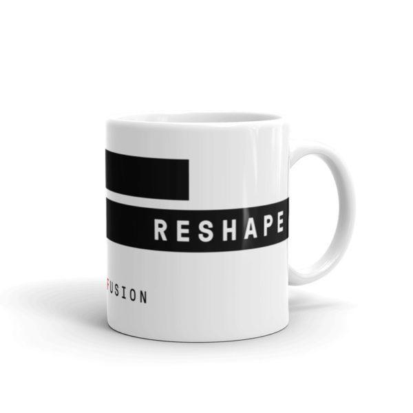 ByFusion Reshape the Future Large mug, reshape