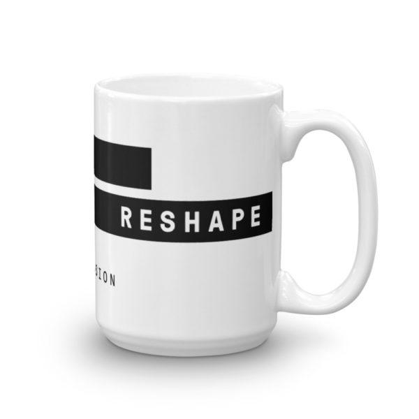 ByFusion Reshape the Future mug, reshape