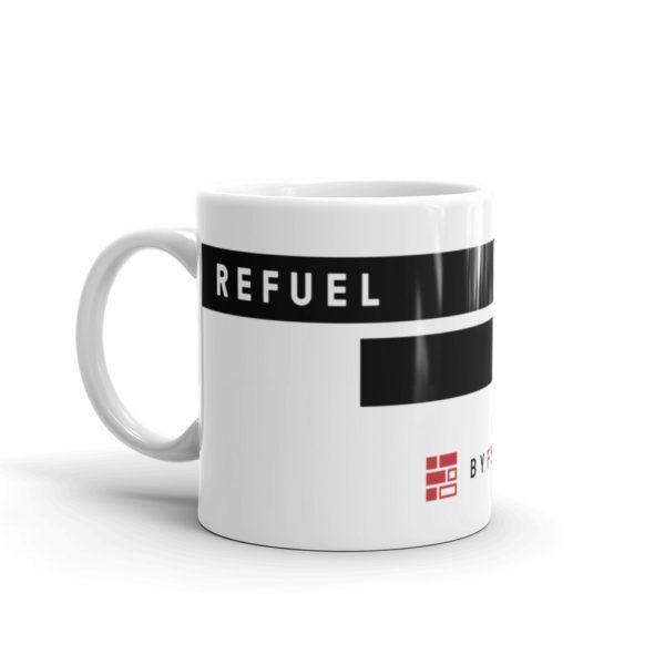 ByFusion Reshape the Future Large mug, refuel